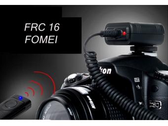 Fomei FRC16 diaľkové ovládanie pre Canon / AM