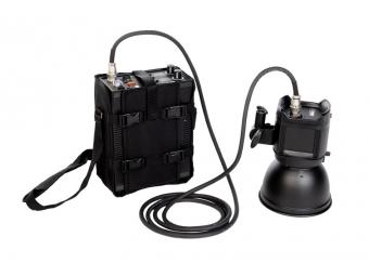 Fomei Panther PRO 800, bat. generátor + 1 x zábl. hlava + 1 x reflektor