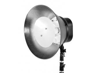 Fomei Easy Light 5, telo svetla + 5 w žiarovka, trvalé svetlo