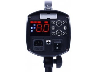 Fomei Digitalis Pro S 600, štúdiový blesk 600 Ws/300W