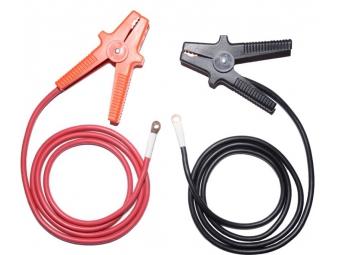 Fomei Panther Pro 1500, kliešte s káblom pre pripojenie autobatérie