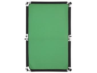 Fomei Quick-Clap Slip 1,5 x 2m Chromakey Green