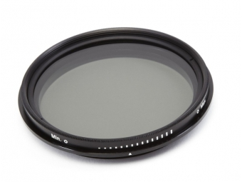 Fomei 77mm NDV 2-8x, Wide - Variable ND filtr (77/72mm)