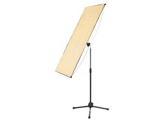 Fomei Lite panel SG 100x 220cm SILVER/GOLD