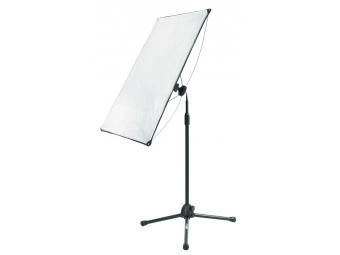 Fomei Lite panel WS 80x120cm WHITE/SILVER