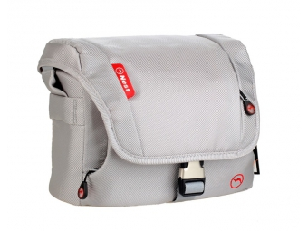 Nest taška Athena 20, silver white