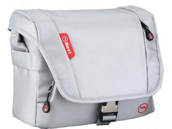 Nest taška Athena 30, silver white
