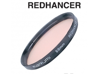 Marumi filter DHG - Redhancer 55mm