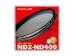 Marumi filter 58mm DHG VARI-ND Filter ( ND2-ND400),