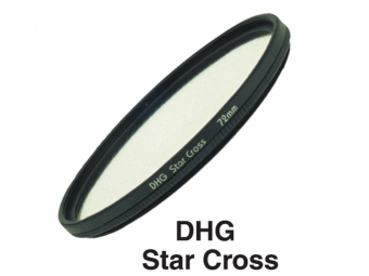 Marumi filter DHG-62mm Star Cross