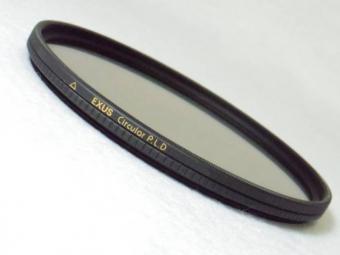 Marumi filter 58mm Circular PL (C-PL) EXUS,