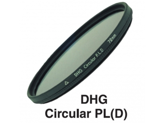 Marumi filter Super DHG-72mm Circular PL(D)