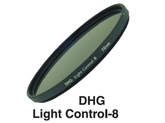 Marumi filter DHG-72mm Light control-8