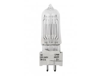 GE žiarovka 650 W/GY 9,5 FRL/3200 K CP/89