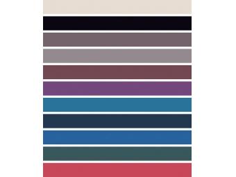 Fomei pozadie Colorcrepe CERAMIC BLUE 1,35X8M