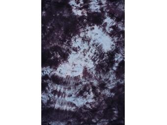 Fomei 2,7x7 m BATIK-hnědo-modrá, fotografické pozadie