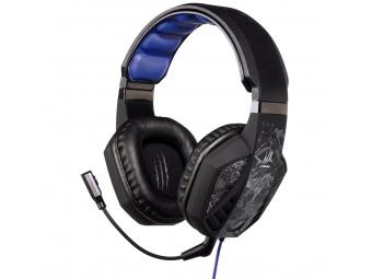 Hama 113736 uRage USB gamingový headset SoundZ, čierny
