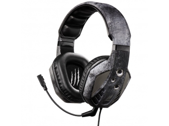 Hama 113737 uRage USB gamingový headset SoundZ Evo, čierny