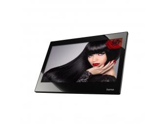 Hama 118572 digitálny fotorámček 133SLPFHD, 33,80 cm (13,3), slim, Full HD, HDMI