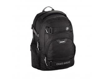 CoocaZoo 129886 Školský ruksak CarryLarry2, Beautiful Black
