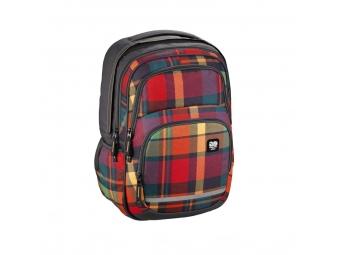 Hama 138302 Školský ruksak All Out Blaby, Woody Orange