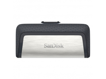 SanDisk Ultra Dual USB Drive 128 GB Type-CTM