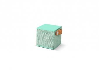 FRESH ´N REBEL 48000400 Rockbox Cube Fabriq Edition Bluetooth reproduktor, bledozelený