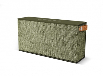 FRESH ´N REBEL 48002200 Rockbox Chunk Fabriq Edition Bluetooth reproduktor, vojenská zelená