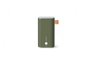 FRESH ´N REBEL 48004600 Powerbank 6000 mAh, 2,4 A, vojenská zelená