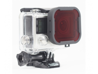 GoPro Polar Pro Red Filter Gopro Session