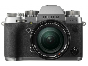 Fujifilm X-T2 telo grafitová strieborná