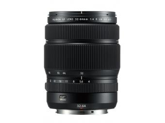 Fujifilm GF 32-64mm F4 R LM WR, čierny