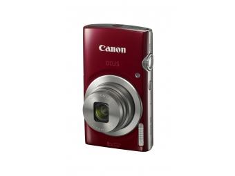 Canon IXUS 185 červený