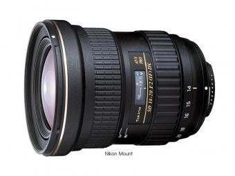 Tokina AT-X 14-20mm f/2 PRO DX Nikon