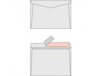 Obálka C5 s odtrhávacou páskou (bal=1000ks)
