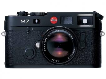 LEICA M7 + objektív 50/2 Beginners set