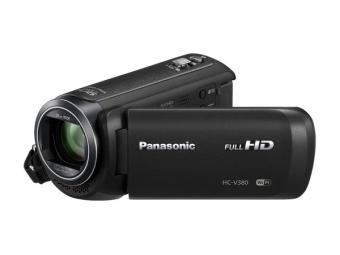 Panasonic HC-V380 (Full HD kamera, 1MOS, 50x zoom od 28mm, 3