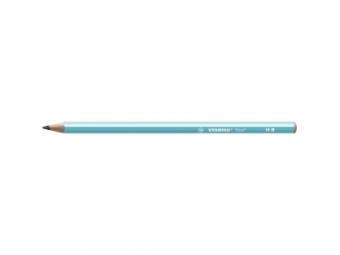 Stabilo ceruzka grafitová Trio HB modrá (bal=12ks)