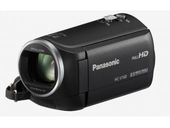 Panasonic HC-V160 (Full HD kamera, 1MOS, 38x zoom, E.I.S., 2,7