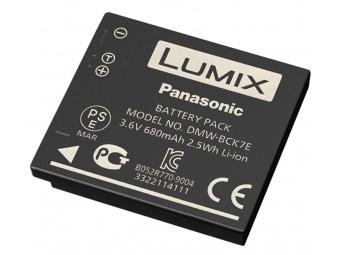 Panasonic akumulátor DMW-BCK7E