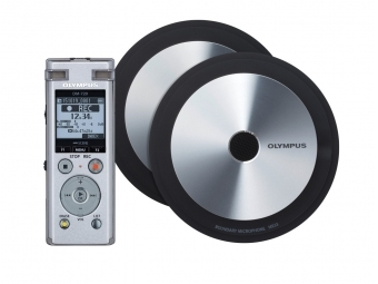 Olympus DM-720 - Sada Meet - Record, veľká, 2 mikrofóny