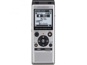 Olympus WS-852 - Digitálny záznamník + klopový mikrofón s nízkym šumom