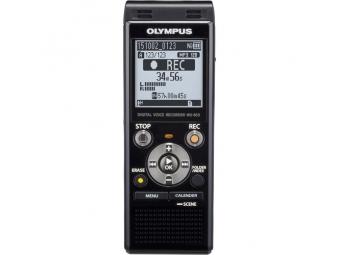 Olympus WS-853 - Digitálny záznamník, čierny