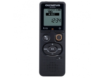 Olympus VN-541PC - Digitálny záznamník, čierny