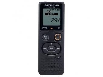 Olympus VN-541PC - Digitálny záznamník s púzdrom, čierny