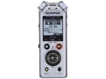 Olympus LS-P1 - Digitálny záznamník + nabíjateľná batéria Ni-MH a adapt. na upevnenie na statív