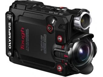 Olympus športová kamera TG-Tracker, čierna