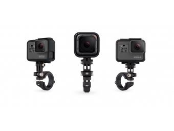 GoPro Pro Handlebar / Seatpost / Pole Mount - Objímka pre uchytenie kamery na rúrky / rámy