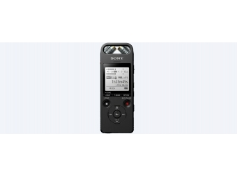 SONY Digitálny diktafón s diaľkovým ovládaním Bluetooth®, Hi-res ICD-SX2000 - 16GB