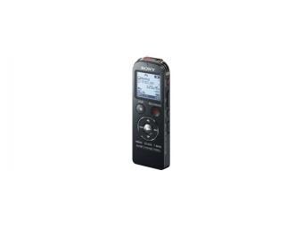 SONY Stereofonny diktafón ICD-UX533 - 4 GB - tri v jednom - Čierny